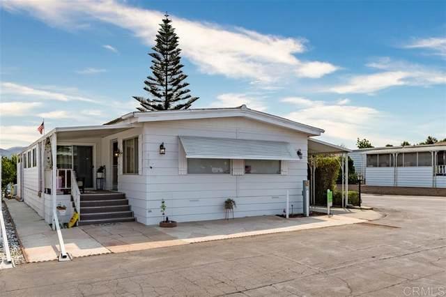 1501 Anza Ave #31, Vista, CA 92084 (#200043608) :: Neuman & Neuman Real Estate Inc.