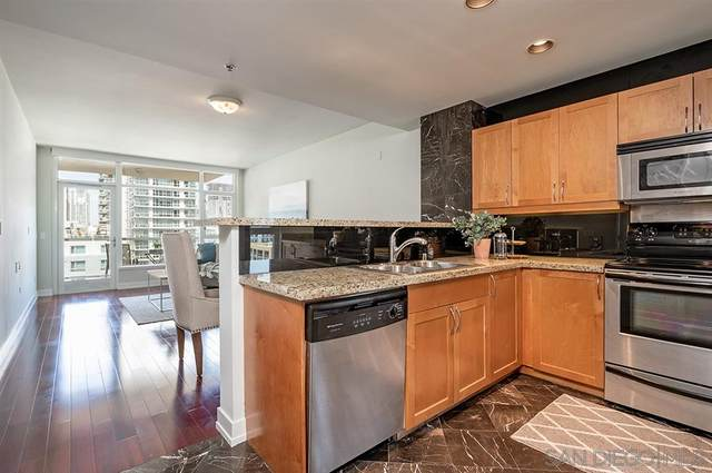 427 9th Avenue #909, San Diego, CA 92101 (#200043739) :: Neuman & Neuman Real Estate Inc.