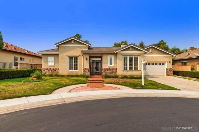 254 Melbourne Glen, Escondido, CA 92026 (#200043775) :: Neuman & Neuman Real Estate Inc.
