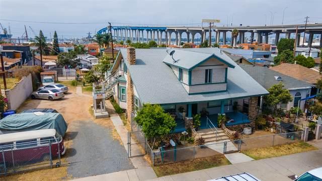 2059-2061 National Ave, San Diego, CA 92113 (#200043815) :: Tony J. Molina Real Estate
