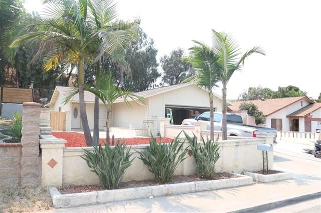 282 Deep Dell Rd, San Diego, CA 92114 (#200043987) :: Neuman & Neuman Real Estate Inc.