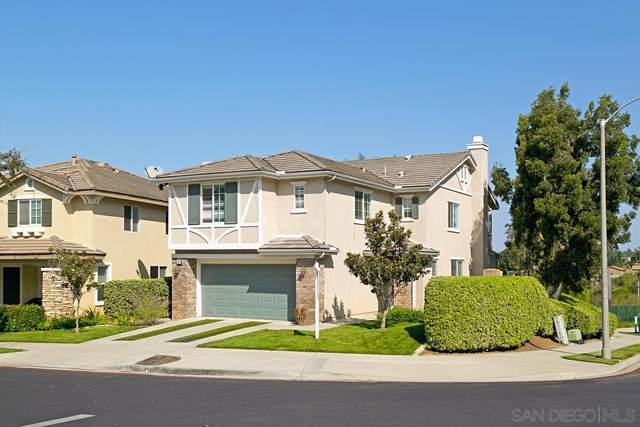 1601 Magnolia Circle, Vista, CA 92081 (#200044049) :: The Marelly Group | Compass