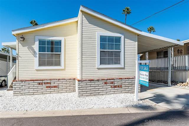 13594 Highway 8 Business Spc 68, Lakeside, CA 92040 (#200044127) :: Compass