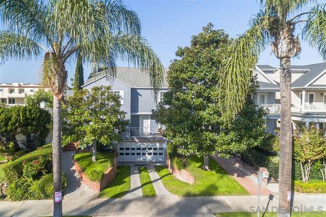 736 F Avenue #1, Coronado, CA 92118 (#200044178) :: Neuman & Neuman Real Estate Inc.