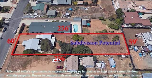 1656 Evergreen Ave, San Diego, CA 92154 (#200044223) :: Neuman & Neuman Real Estate Inc.