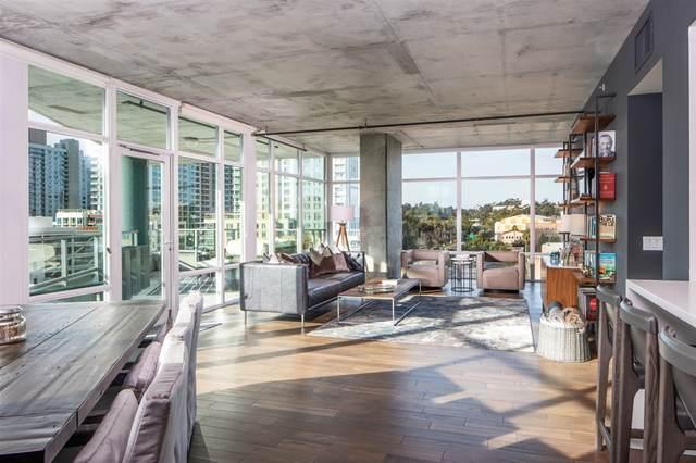 1080 Park Blvd #801, San Diego, CA 92101 (#200044273) :: Neuman & Neuman Real Estate Inc.