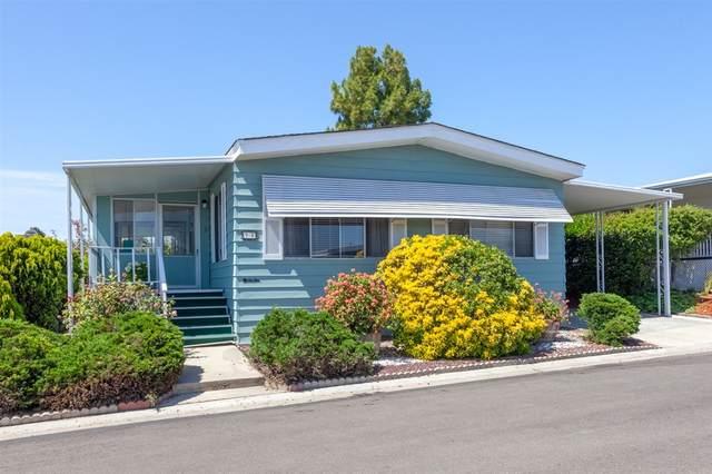 650 S Rancho Santa Fe #98, San Marcos, CA 92078 (#200044278) :: Tony J. Molina Real Estate