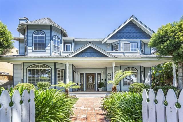 519 B Avenue, Coronado, CA 92118 (#200044341) :: Neuman & Neuman Real Estate Inc.