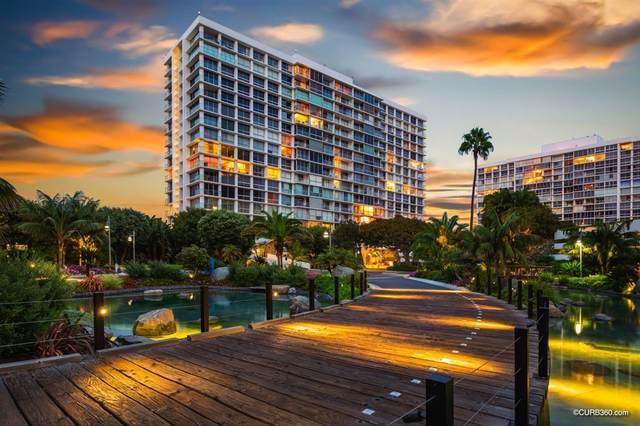 1770 Avenida Del Mundo #602, Coronado, CA 92118 (#200044409) :: SunLux Real Estate