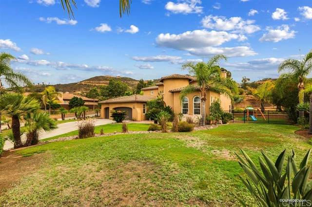 2334 Carioca Pl, Vista, CA 92084 (#200044475) :: Neuman & Neuman Real Estate Inc.