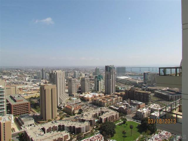 700 W E St #4303, San Diego, CA 92101 (#200044485) :: SunLux Real Estate