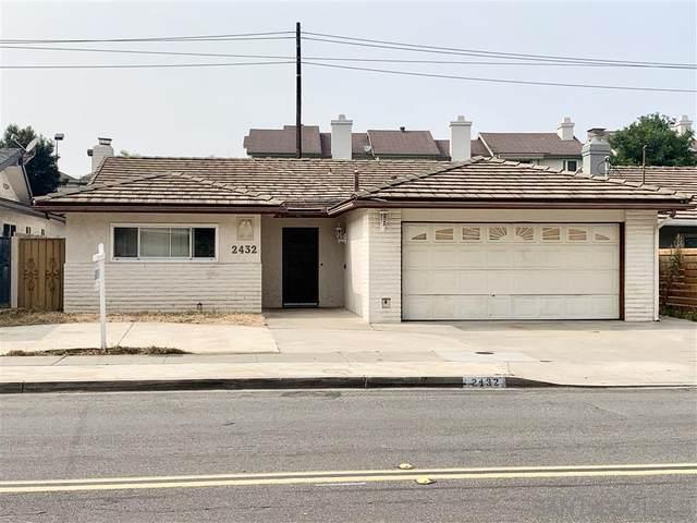 2432 Worden St, San Diego, CA 92110 (#200044719) :: Compass