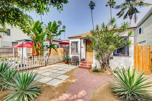 4884 Del Mar Ave., San Diego, CA 92107 (#200044833) :: Compass