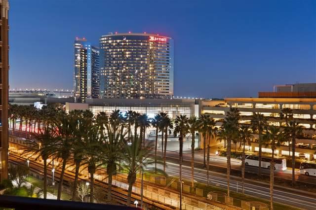 500 W Harbor #708, San Diego, CA 92101 (#200044941) :: Neuman & Neuman Real Estate Inc.