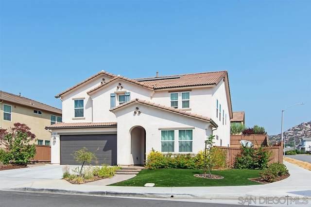 11058 Pleasant Meadows Pl, Lakeside, CA 92040 (#200045006) :: Neuman & Neuman Real Estate Inc.