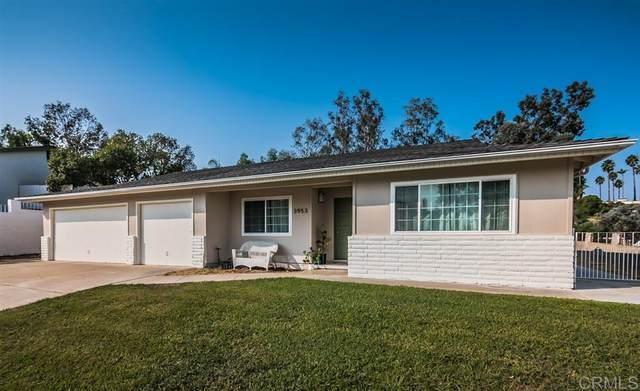 3953 Bonita View Dr, Bonita, CA 91902 (#200045086) :: Neuman & Neuman Real Estate Inc.