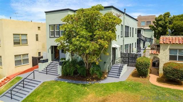 3579 Third Avenue, San Diego, CA 92103 (#200045090) :: The Stein Group