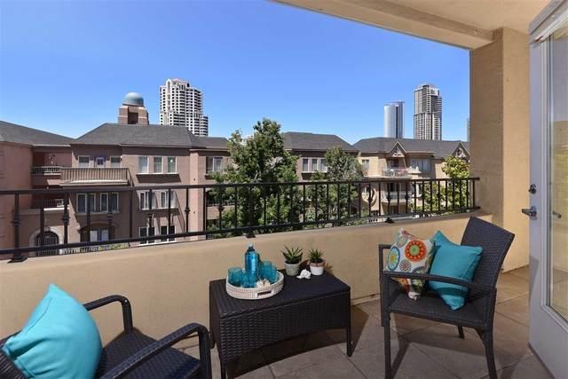 301 W G Street #444, San Diego, CA 92101 (#200045167) :: Tony J. Molina Real Estate