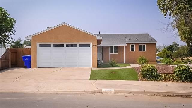 6696 Crawford St, San Diego, CA 92120 (#200045205) :: Neuman & Neuman Real Estate Inc.
