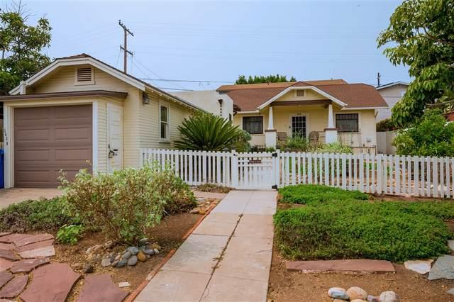 1616 Bancroft St, San Diego, CA 92102 (#200045259) :: SunLux Real Estate