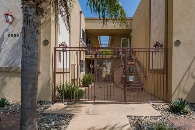 3993 Jewell Street B3, San Diego, CA 92109 (#200045279) :: Tony J. Molina Real Estate
