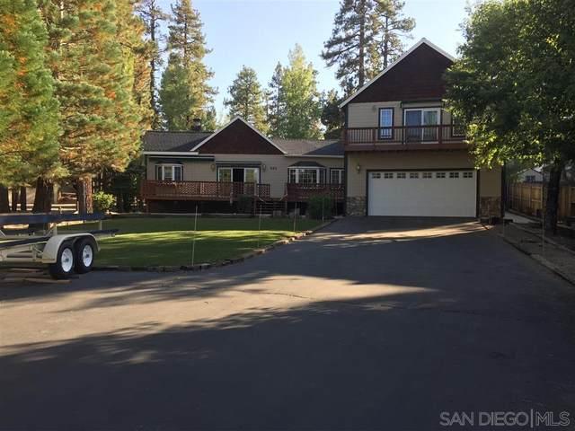 652 Cienega, Big Bear Lake, CA 92315 (#200045326) :: Compass