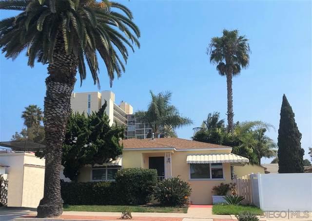 4917 Bayard, San Diego, CA 92109 (#200045389) :: Compass
