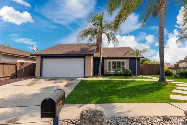 1820 Manzanita Ct, Vista, CA 92083 (#200045657) :: Neuman & Neuman Real Estate Inc.