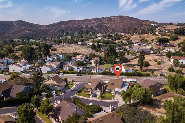 2612 Clifftop Ln, Spring Valley, CA 91977 (#200045669) :: Neuman & Neuman Real Estate Inc.