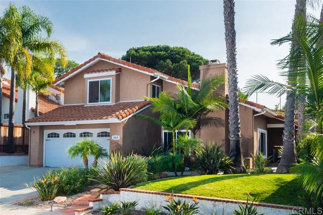 1646 Landquist Dr, Encinitas, CA 92024 (#200045671) :: Neuman & Neuman Real Estate Inc.