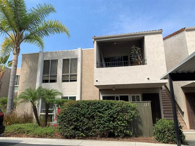 3591 Ruffin Rd #127, San Diego, CA 92123 (#200045682) :: The Stein Group