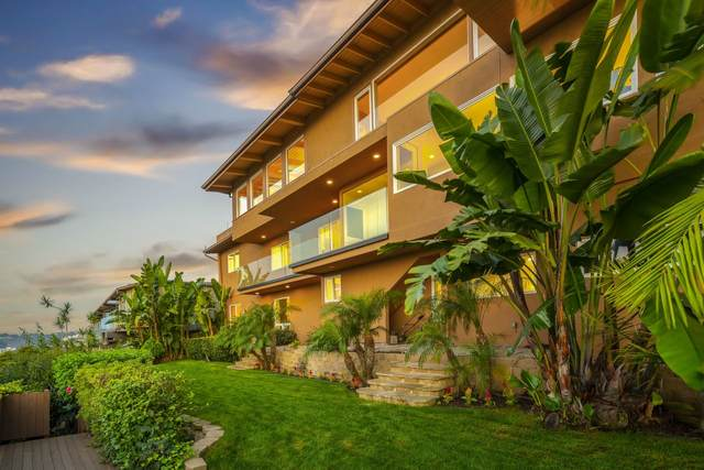 1630 Crespo Dr, La Jolla, CA 92037 (#200046037) :: Neuman & Neuman Real Estate Inc.