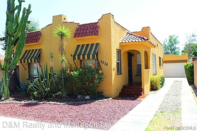 2536 Chestnut Ave, Long Beach, CA 90807 (#200046110) :: Team Forss Realty Group