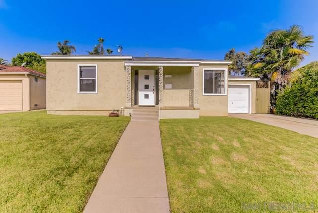 1728 Catlina Blvd, San Diego, CA 92107 (#200046169) :: Tony J. Molina Real Estate