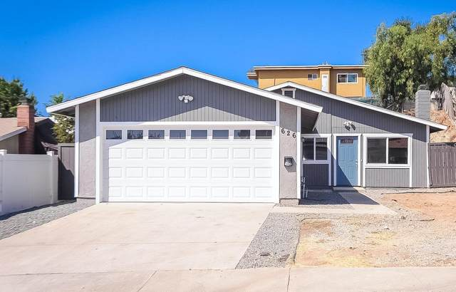 626 Sage Way, San Diego, CA 92114 (#200046222) :: SunLux Real Estate