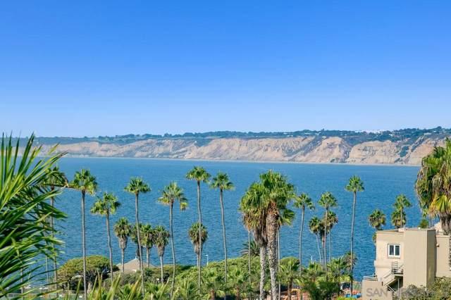 1039 S Coast Blvd S 2A, La Jolla, CA 92037 (#200046258) :: Tony J. Molina Real Estate