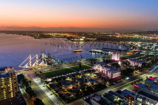 1388 Kettner Blvd #3405, San Diego, CA 92101 (#200046279) :: Neuman & Neuman Real Estate Inc.