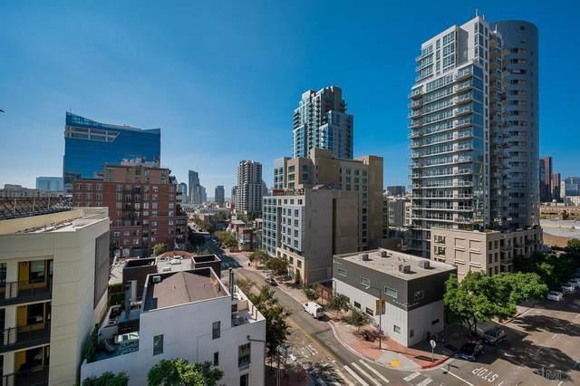 1025 Island Avenue #705, San Diego, CA 92101 (#200046350) :: Neuman & Neuman Real Estate Inc.