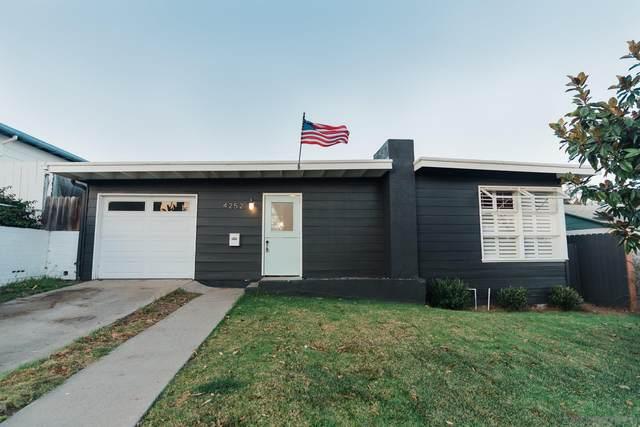 4252 Del Mar Ave, San Diego, CA 92107 (#200046398) :: Tony J. Molina Real Estate