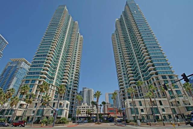 1205 Pacific Hwy #306, San Diego, CA 92101 (#200046456) :: SunLux Real Estate