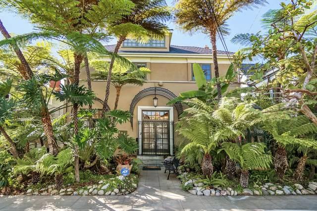 2440 Front St, San Diego, CA 92101 (#200046541) :: Tony J. Molina Real Estate