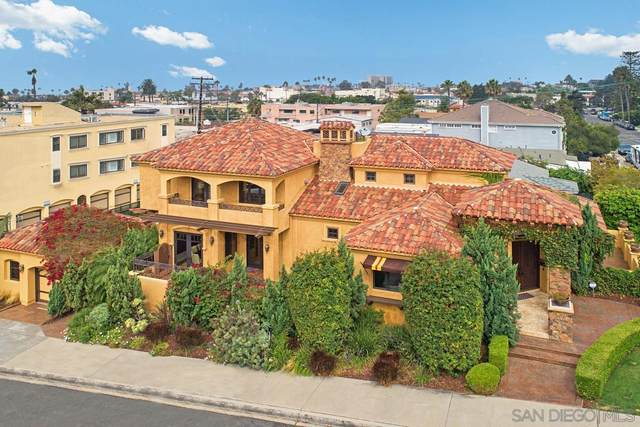 7402 High Avenue, La Jolla, CA 92037 (#200046635) :: Neuman & Neuman Real Estate Inc.