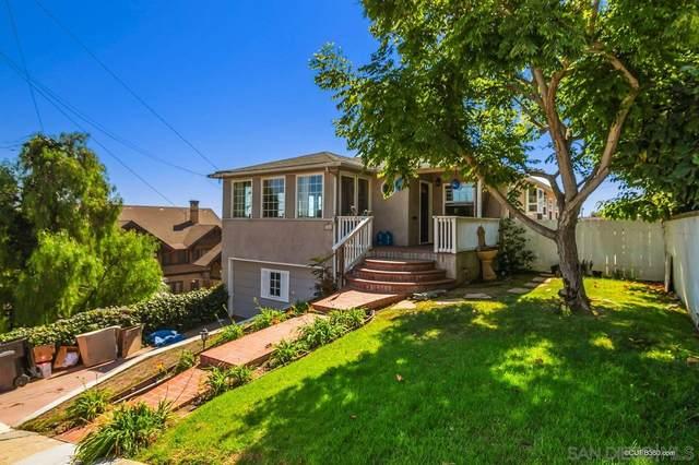 3027 Xenophon St, San Diego, CA 92106 (#200046654) :: Cay, Carly & Patrick | Keller Williams