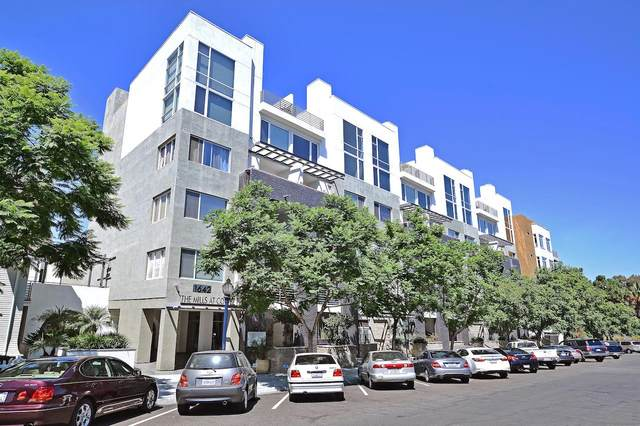 1642 7th Ave #431, San Diego, CA 92101 (#200046670) :: Keller Williams - Triolo Realty Group