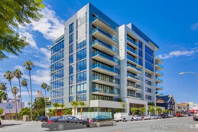 2604 5th Ave #701, San Diego, CA 92103 (#200046703) :: SunLux Real Estate