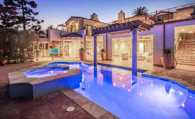 545 Rimini Road, Del Mar, CA 92014 (#200046891) :: SD Luxe Group