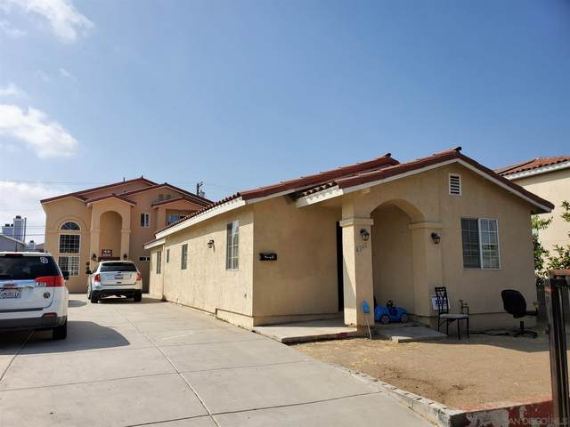 4240 and 4242 47th Street, San Diego, CA 92115 (#200047215) :: Yarbrough Group