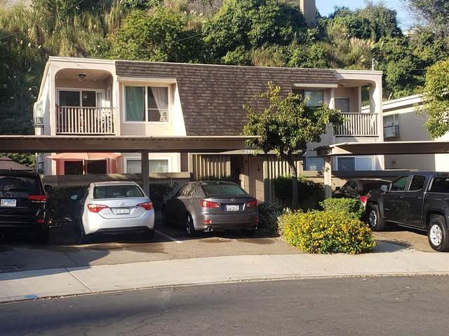 3811 Basilone St #4, San Diego, CA 92110 (#200047227) :: Yarbrough Group