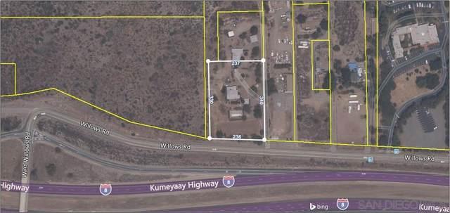 3962 Willows Rd, Alpine, CA 91901 (#200047579) :: Neuman & Neuman Real Estate Inc.