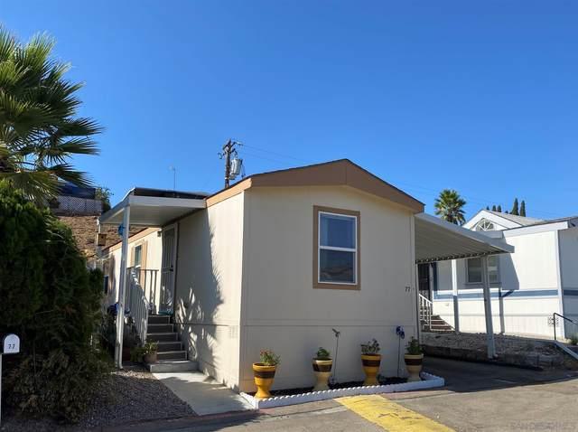 12970 Highway 8 Business Spc #77, El Cajon, CA 92021 (#200048025) :: Cay, Carly & Patrick | Keller Williams
